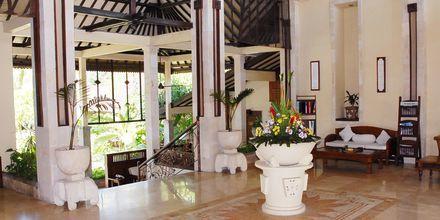 Aula. Hotelli Bali Reef Resort, Tanjung Benoa, Bali.