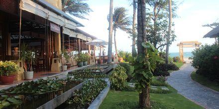 Ravintola Saway, Bamboo Village Resort, Phan Thiet, Vietnam.