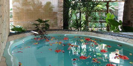 Spa, Bamboo Village Resort, Phan Thiet, Vietnam.