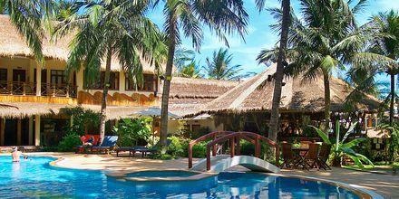 Allasalue, Bamboo Village Resort, Phan Thiet, Vietnam.