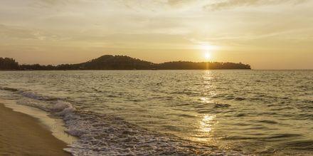 Bangtao Beach, Phuket, Thaimaa.