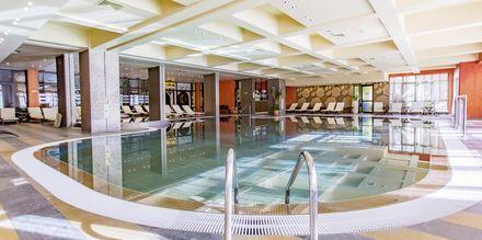 Sisäallas, hotelli Barcelo Royal Beach.