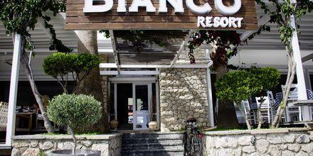 Hotelli Bianco, Parga, Kreikka.