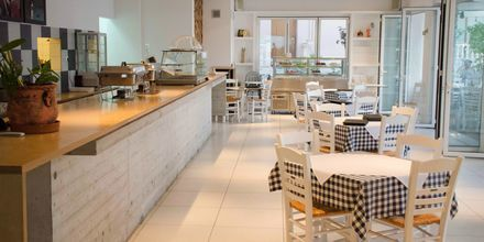 Ravintola, Hotelli Bianco, Parga, Kreikka.