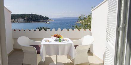Kahden hengen huone, Hotelli Biokovo, Makarska.