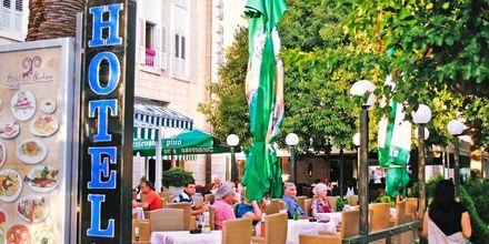 Ravintola, Biokovo, Makarska.