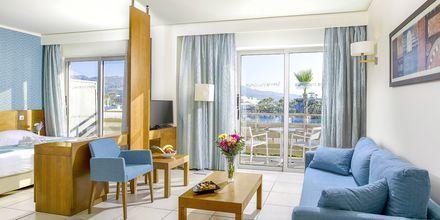 Juniorsviitti. Hotelli Blue Lagoon Resort, Kos.
