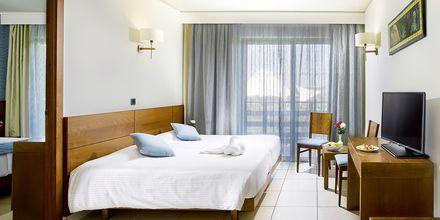 Perhehuone. Hotelli Blue Lagoon Resort, Kos.