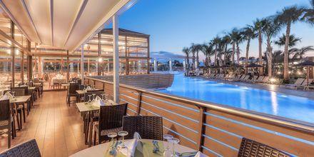 Ravintola. Hotelli Blue Lagoon Resort, Kos.