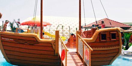 Lastenallas. Hotelli Blue Lagoon Resort, Kos.