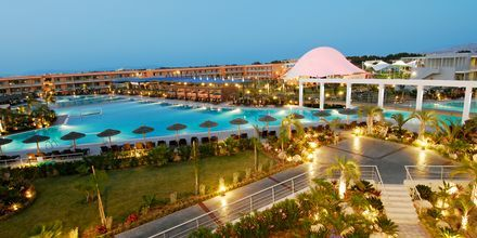 Pääuima-allas. Hotelli Blue Lagoon Resort, Kos.