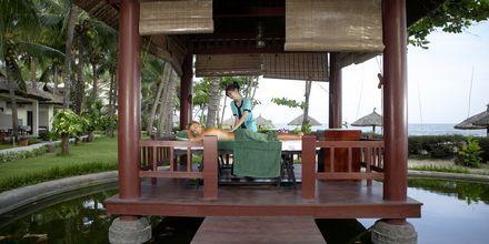 Spa. Blue Ocean Resort, Phan Thiet, Vietnam.