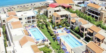 Allasalue, Hotelli Blue Sea Apartments, Platanias, Kreeta.