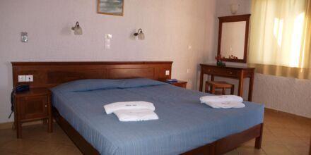 Huoneisto remontoidussa osassa, Hotelli Blue Sea Apartments, Platanias, Kreeta.