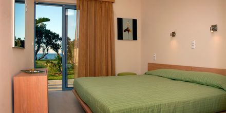 Makuuhuone, Blue Sea Villas, Kreeta.