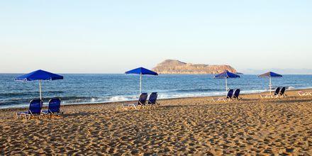 Läheinen ranta, Blue Sea Villas, Kreeta.
