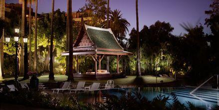 Hotelli Botanico, Puerto de la Cruz, Teneriffa.