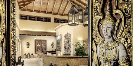 Teneriffan suurin spa The Oriental Spa Garden toivottaa tervetulleeksi yli 16-vuotiaat vieraat.