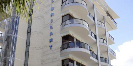 Hotelli Brilant. Saranda, Albania.