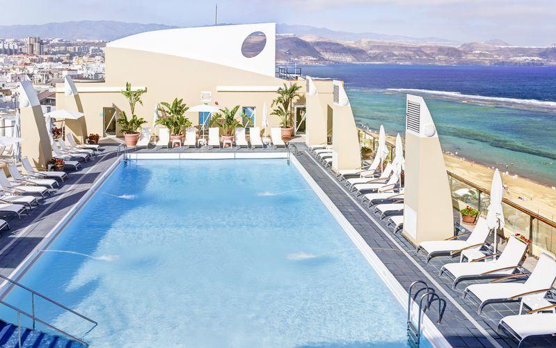 Hotelli Bull Reina Isabel & Spa, Las Palmas, Gran Canaria.