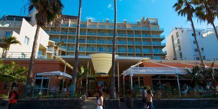 Sisäänkäynti, Hotelli Bull Reina Isabel & Spa, Las Palmas, Gran Canaria.