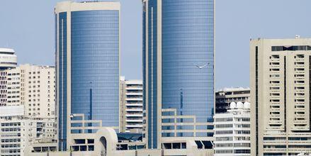 Twin Towers Bur Dubaissa, Arabiemiraatit.