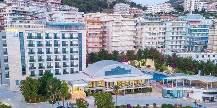 Hotelli Butrinti, Saranda, Albania.