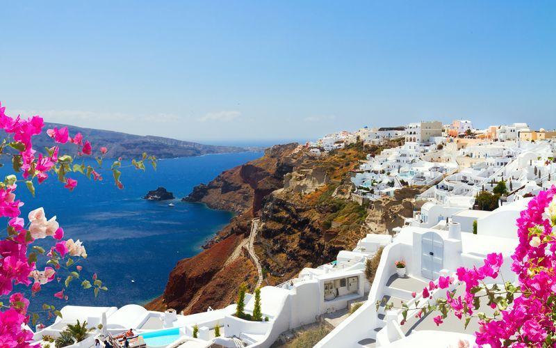 Caldera, Santorini, Kreikka
