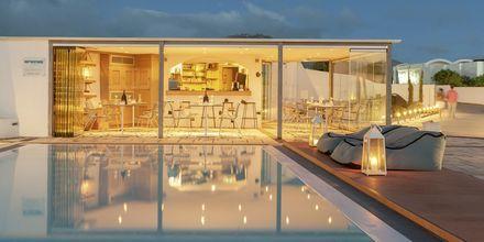 Ravintola, Hotelli Caldera's Dolphin Suites, Santorini.