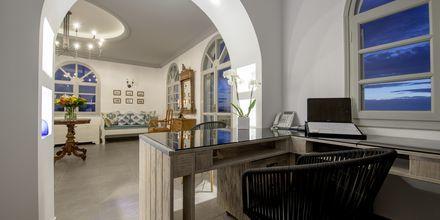 Aula, Caldera's Dolphin Suites, Santorini.
