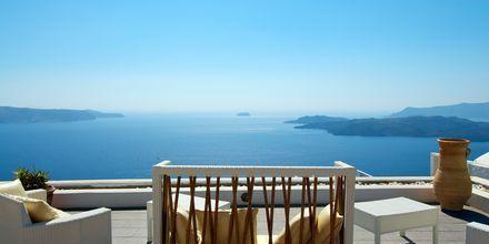 Hotelli Caldera's Lilium, Santorini, Kreikka.