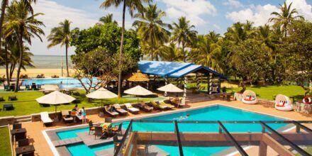 Hotelli Camelot Beach, Negombo, Sri Lanka.