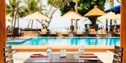 Ravintola. Hotelli Camelot Beach, Negombo, Sri Lanka.