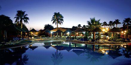 Allasalue. Hotelli Can Garden Beach, Side, Turkki.
