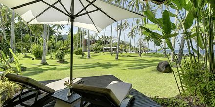 Deluxe-huone, Hotelli Candi Beach Resort & SPA, Bali.