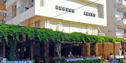 Hotelli Carina, Rodoksen kaupunki, Rodos.