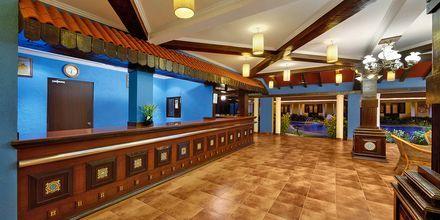 Aula, Hotelli Casa de Goa, Intia.