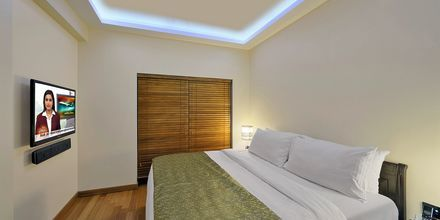 Sviitti, Hotelli Casa de Goa, Intia.