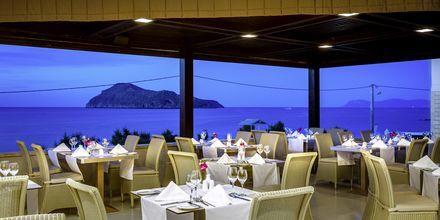 Ravintola, Hotelli Plaza di Porto, Kreeta, Kreikka.