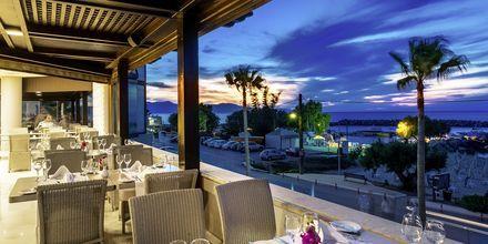 Ravintola, Hotelli Porto Platanias Beach & Spa, Kreeta