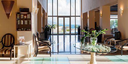 Aula, Hotelli Cavo Spada Deluxe & Spa, Kreeta, Kreikka.