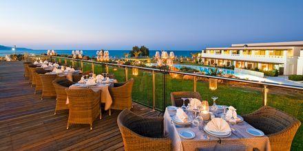 Ravintola, Hotelli Cavo Spada Deluxe & Spa, Kreeta, Kreikka.