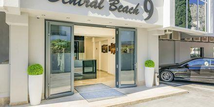 Hotelli Central Beach 9, Makarska, Kroatia.
