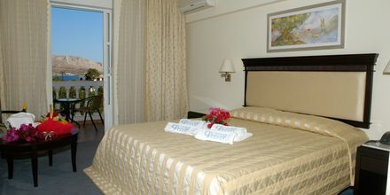 Hotelli Chrithonis Paradise, Leros, Kreikka - Kahden hengen huone