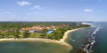 Hotelli Cinnamon Bey Beruwala, Bentota, Sri Lanka.