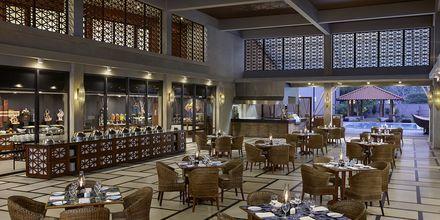 Buffetravintola, Hotelli Cinnamon Bey Beruwala, Bentota, Sri Lanka.