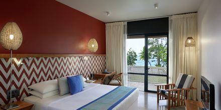 Kahden hengen huone, Hotelli Cinnamon Bey Beruwala, Bentota, Sri Lanka.