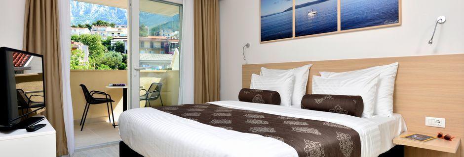 Hotelli City Beach - Kaksio / kolmio