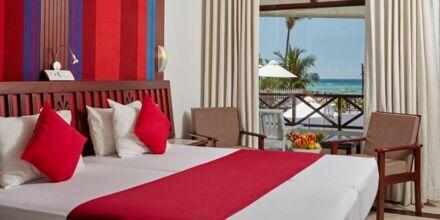 Deluxe-huone. Hotelli Coral Sands, Hikkaduwa, Sri Lanka.