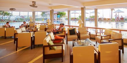 Ravintola. Hotelli Coral Sands, Hikkaduwa, Sri Lanka.